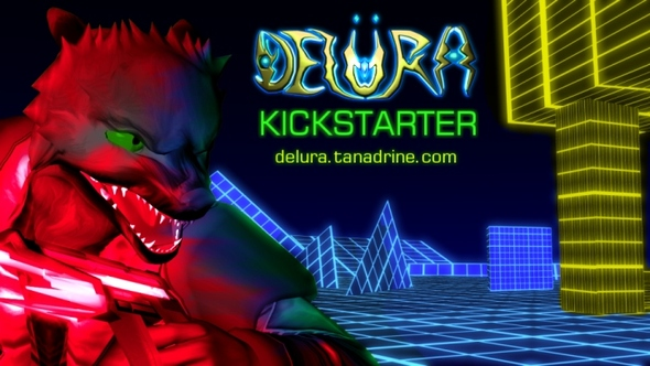 Delura 3d animated series Kickstarter Launched!