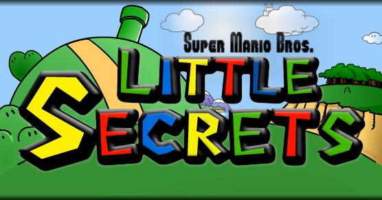 """SMB: Little Secrets"" is out now!!"