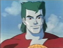 The Protector (An ode to Captain Planet)