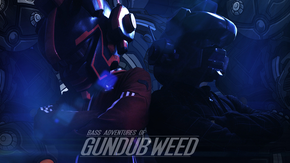 Gundub Weed - Gundub Dub - First Single!