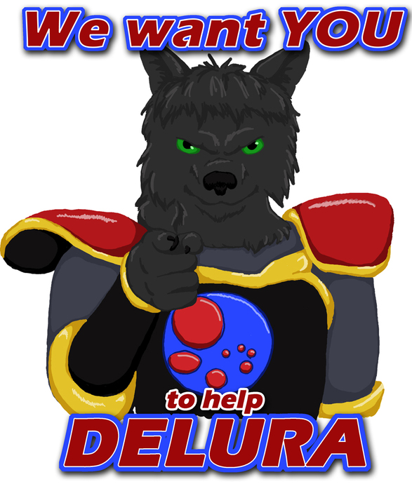 The Delura project needs YOU!