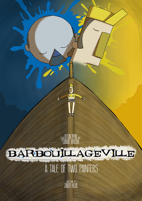 Barbouillageville: For those wondering, it is pronounced BAR-BWEE-ARJ-VEEL.