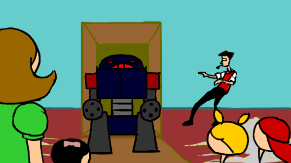 Meet Buddy (New Cartoon)
