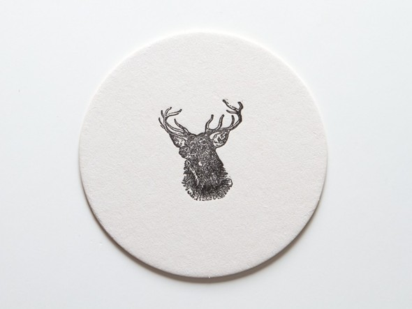 Coasting through life, Neverhundred reviews coasters: The Deer Coaster.