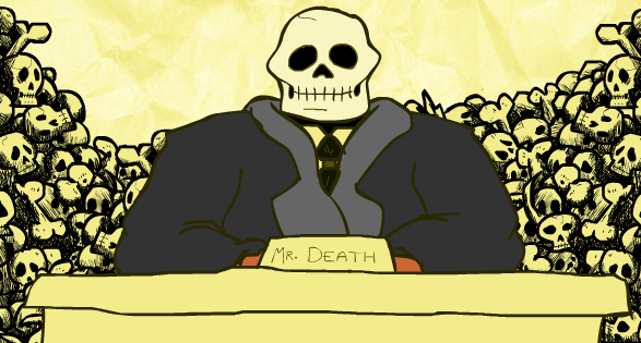 Businessman Death is live!
