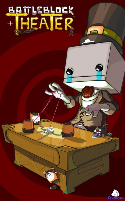 BattleBlock Theater is released!!!!