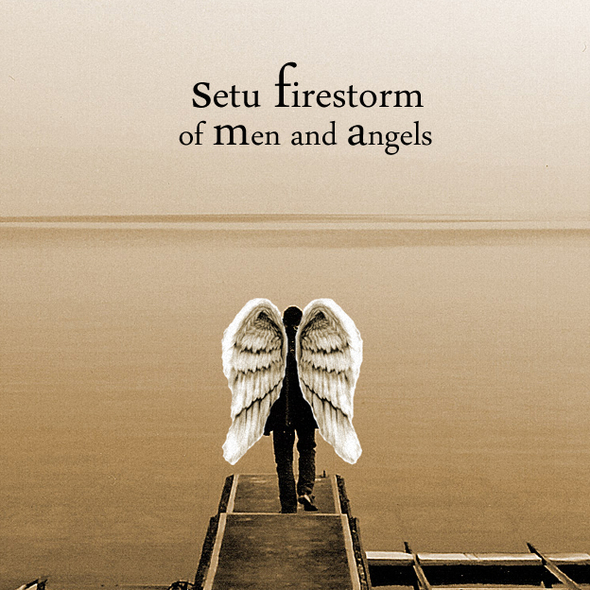 """Download the Exclusive FREE Setu Firestorm EP """"Of Men and Angels"""" here on Newgrounds!"""