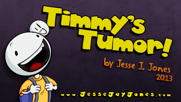 My Newest Animation: Timmy's Tumor!