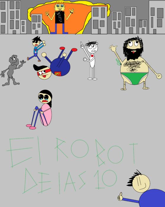 El robot de las 10