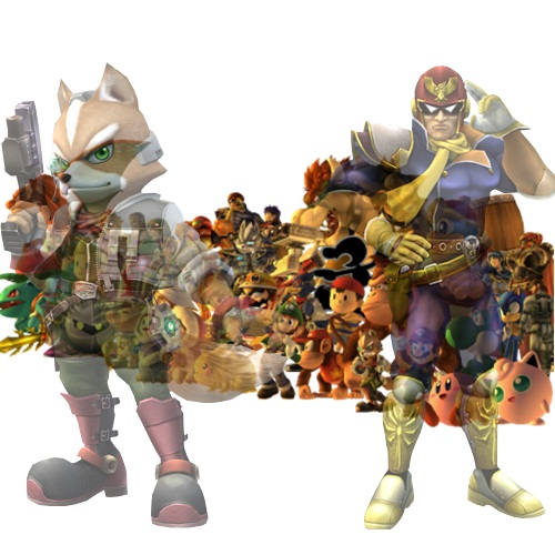 Nintendo Y U No like Starfox & F-Zero?