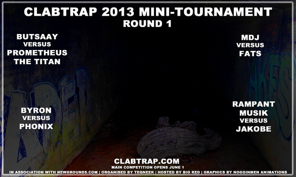 Clab'13 Mini Tourney Round One
