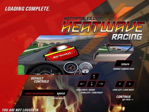 Heatwave Racing
