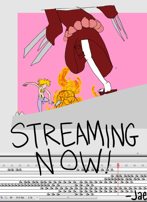 Animation Stream!