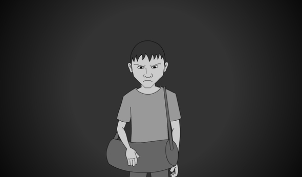 My new animation - The Other Side