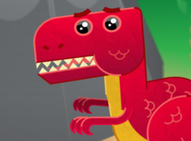 Dinosaur Alphabet! My first animation collab XD