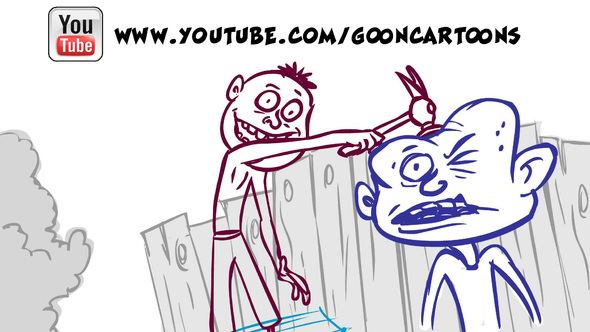 Goon Cartoons On YouTube