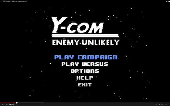 Ycom: Enemy Unlikely