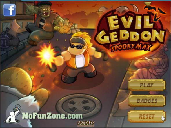Evil Geddon