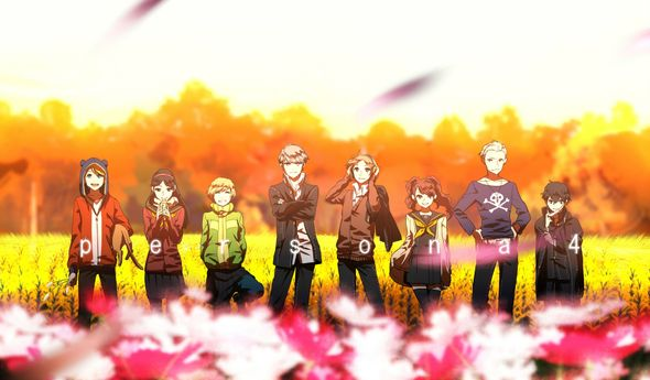 +Persona 4 The Golden + <<PSVita Updated Version>>