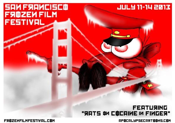 The San Francisco Frozen Film Festival