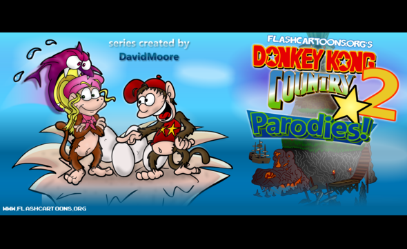 Donkey Kong Country 2 Parodies!