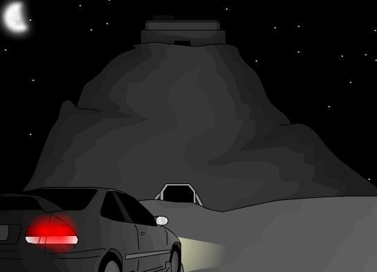 Way to the Mountain