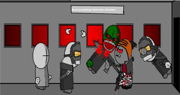 MADNESS: Remorse: Sneak Peek 3