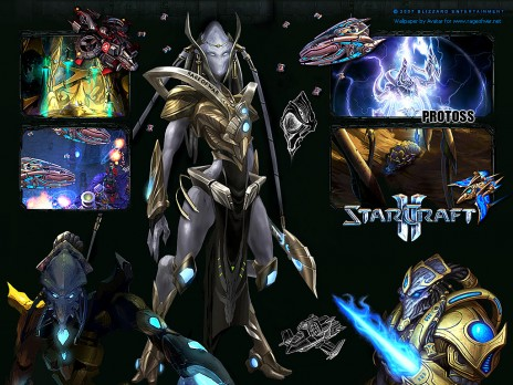 so whos exited for starcraft 2