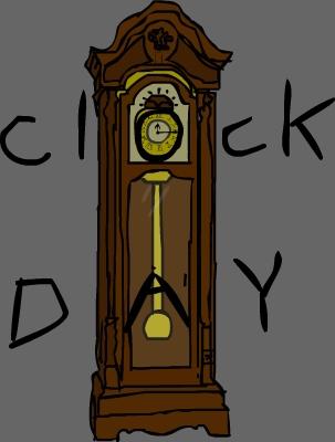 Clock Day 2013!