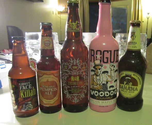 Weird Beers