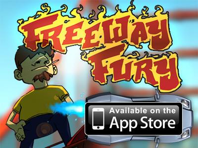 Freeway Fury iPhone