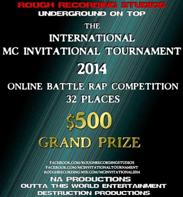 The 2014 MC Invitational Tournament - Kickoff!