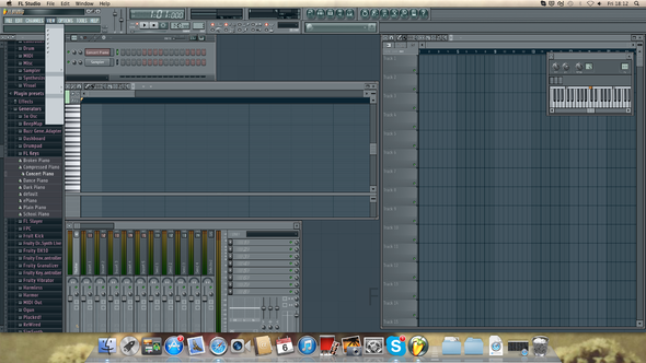 FL Studio Beta for Mac OSX