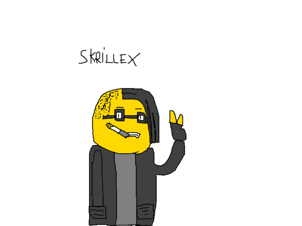 Its The Skrillex The DJ
