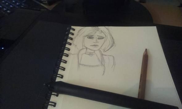 Elizabeth drawings