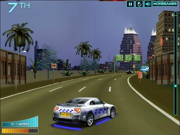 Review for: Street Race 2 - Nitro