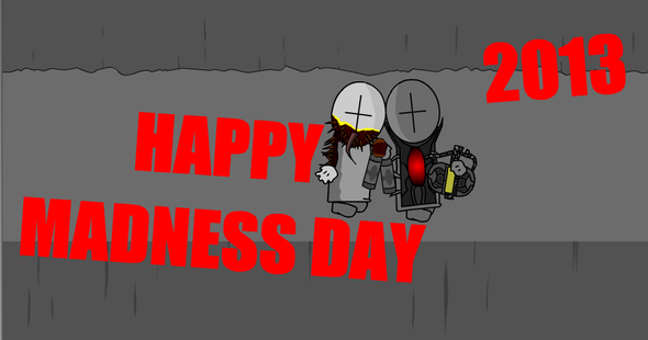 HAPPY MADNESSDAY