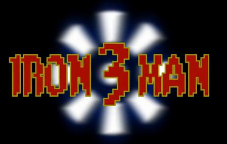 8-bit Iron Man 3 Trailer is here!!
