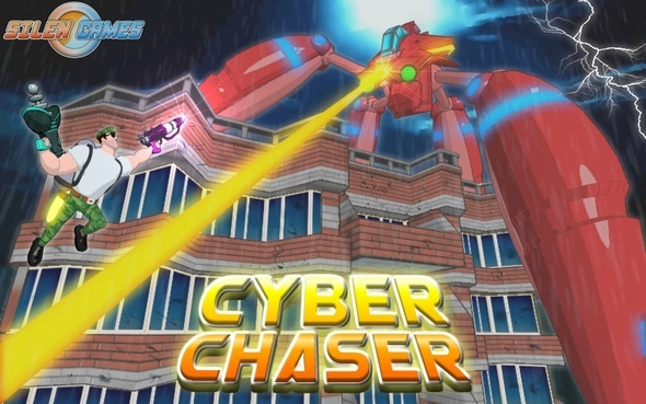 Cyber Chaser released!
