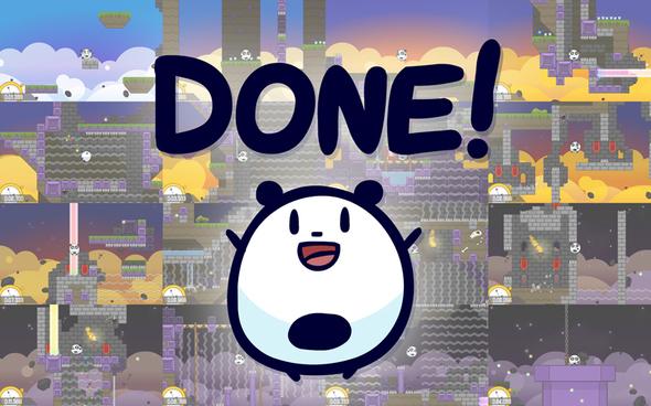 Sky Panda is Done!