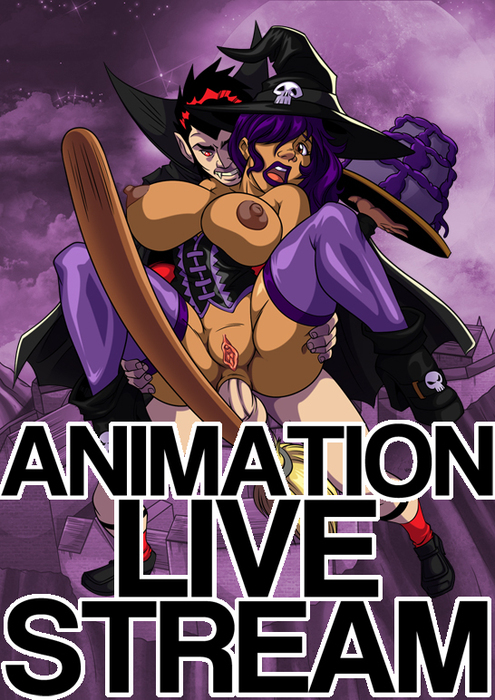 Animation Livestream (18+)
