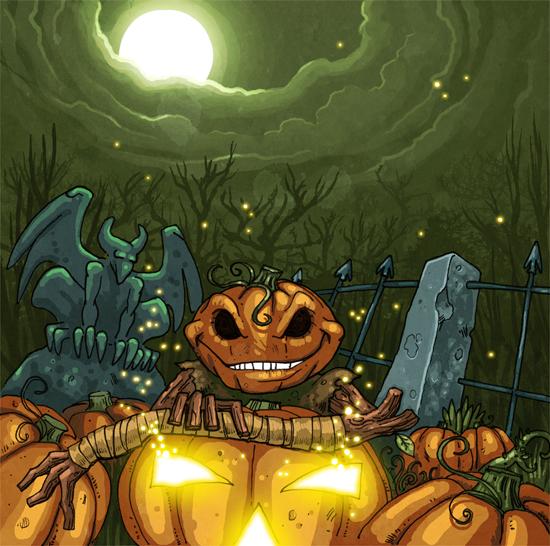 Halloween Game Soon...ish... soonish...