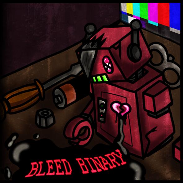 Bleed Binary debut album released