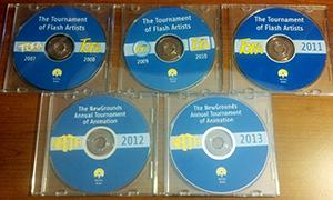 NATA Calendars & DVDs!