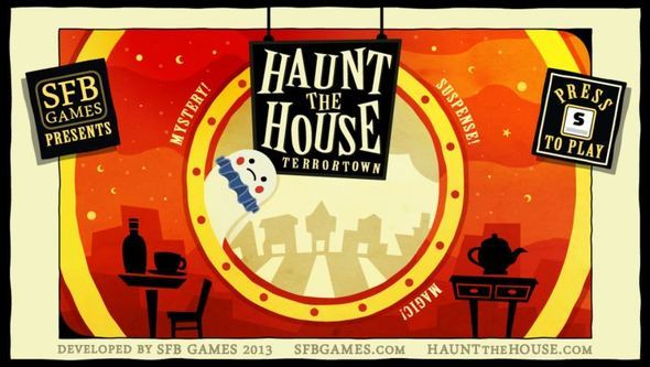 Haunt the House: Terrortown out on PC!