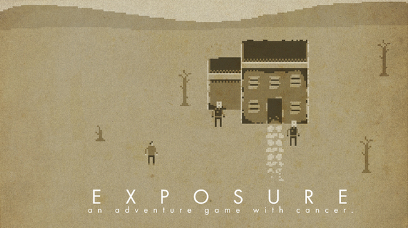 EXPOSURE: An adventure game with cancer
