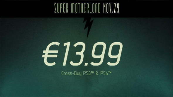 Super Motherload PS4 will cost €13.99 in Europe on November 29