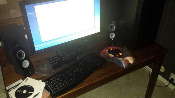 Got a new computer!