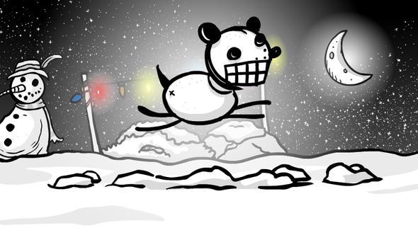 Badly Drawn Christmas