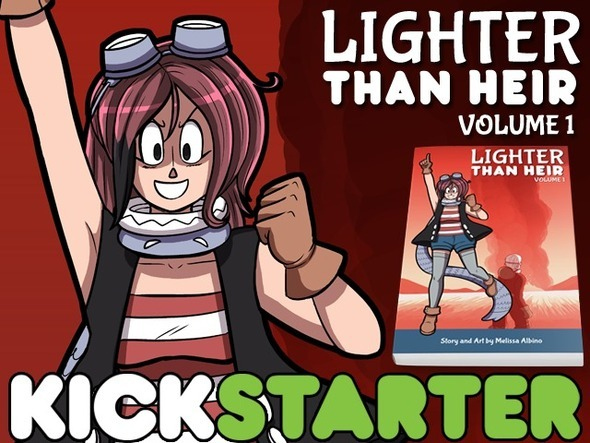 "Please support ""Lighter than Heir"""